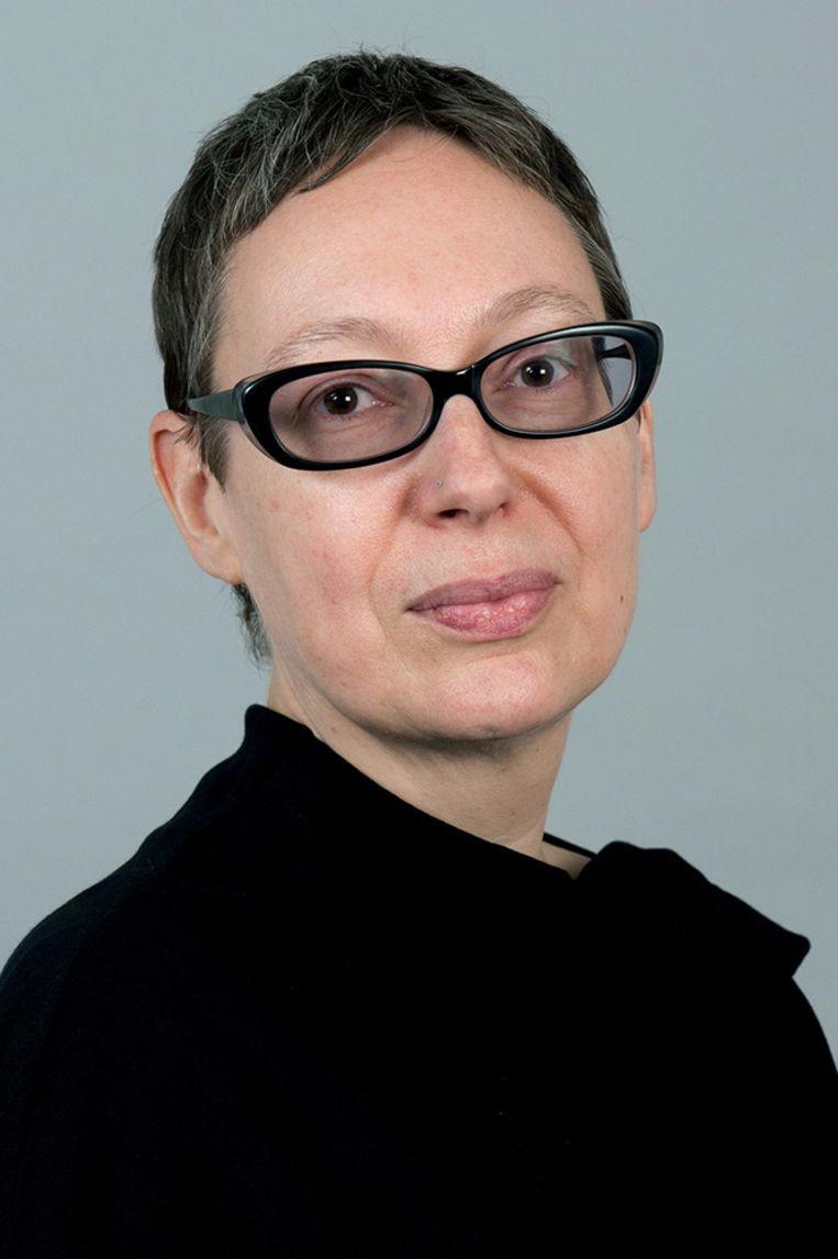 Medisch historicus Manon Parry. Beeld VU