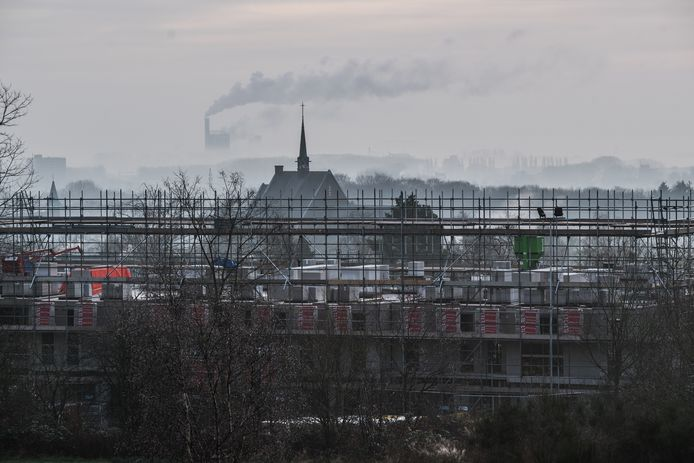 Hoogte 80 Arnhem nieuwbouw. Arnhem