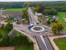 Na achttien ongevallen rotonde en snelheid omlaag tussen Deventer en Holten