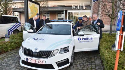 Politie krijgt versterking (van 220 pk)