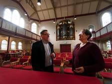 'Lutherse kerk in Oost ontmoetingsplek voor de wijk'