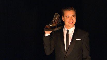 """Niels Destadsbader presenteert Gouden Schoen: """"Als mijn cd's niet meer verkopen, word ik voetbalcommentator"""""""