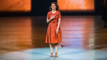 Laura Tesoro zet prachtige Sarah neer in spektakel-musical '40-45'