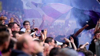 Anderlecht en RC Genk werken samen aan plan om weer supporters toe te laten