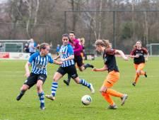 Voetbalsters PSV naar kwartfinale beker na ruime zege op FC Eindhoven