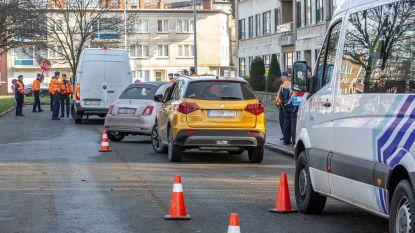 Auto's in beslag genomen, drugs aangetroffen en rijbewijzen ingetrokken tijdens actie tegen inbraken en overvallen in Halle-Vilvoorde