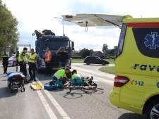 Politie zoekt automobilisten wegens aanrijding wielrenner in Eembrugge