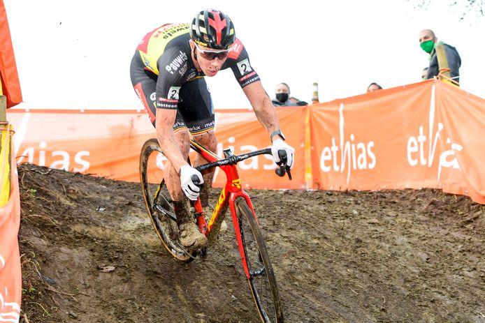 11-11-2020: Wielrennen: Superprestige Jaarmarktcross: Niel Laurens Sweeck