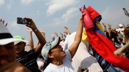 Twee mensen gedood bij incident aan grens tussen Venezuela en Brazilië
