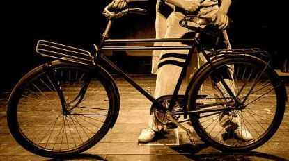 Wie heeft de fiets van de hoofdpiet van Sinterklaas gestolen?