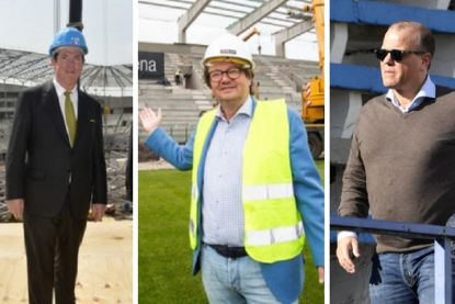 """Onze Chef Voetbal over stadionvete: """"Drie hanen op een klein erf"""""""