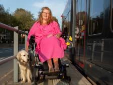 Met een beperking in de tram: 'Roept de bestuurder opeens: 'deze halte is ongeschikt voor rolstoelers'