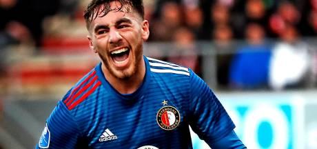 Orkun Kökçü staat te trappelen bij Feyenoord