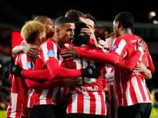 PSV en Van Bommel hebben weer lucht na ruime thuiszege