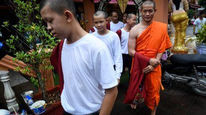 Thaise voetballertjes uit grot vandaag opnieuw naar school