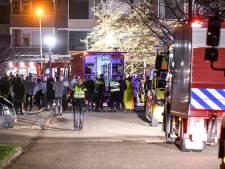Tientallen bewoners geëvacueerd na brand in appartementencomplex Steenwijk