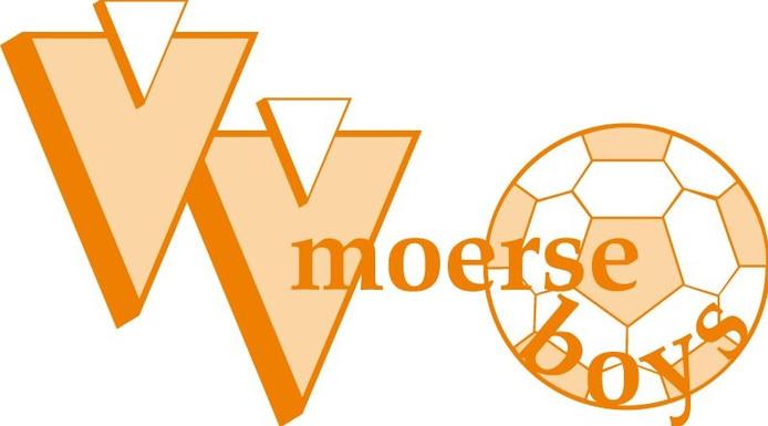 Moerse Boys stockfoto logo