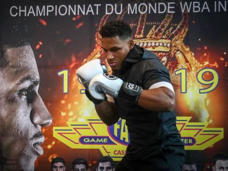Ryad Merhy va-t-il devenir le premier boxeur belge champion du monde?