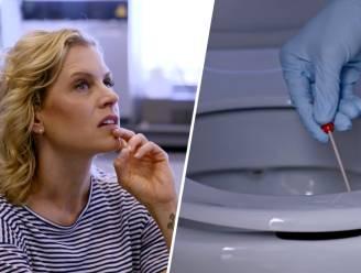 Is het eerste toilethokje écht het properste? Dina Tersago en Andy Peelman gaan op onderzoek in 'Ze Zeggen Dat'