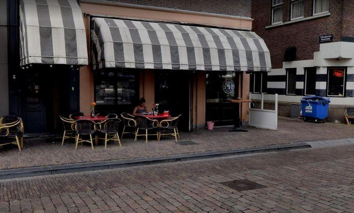 Café Scheffers in Dordrecht