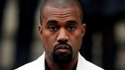 Kanye West beschuldigd van fraude door Japans stoffenbedrijf