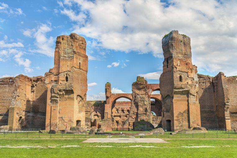 Thermen van Caracalla.