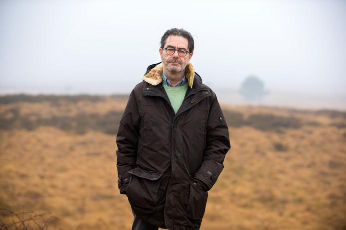 Robert Tieskens, voorzitter van Stichting Red de Veluwe.