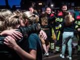 Brandweermannen warm onthaald in Oss