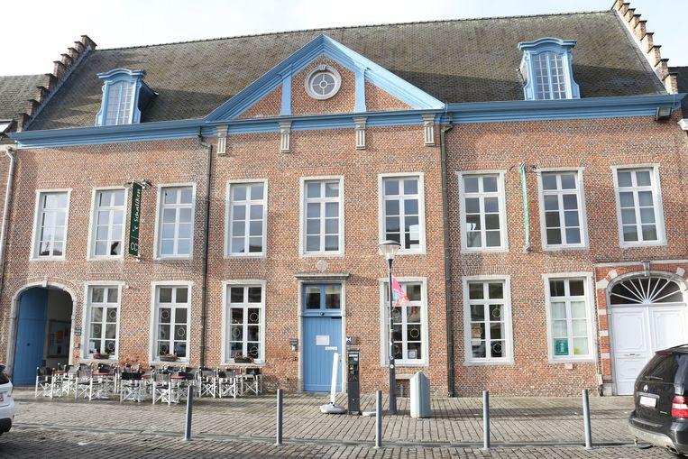 Cultuurcentrum Schaliken. Tekst: TJH