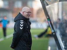 Edwin Frericks blijft Ajax B trouw
