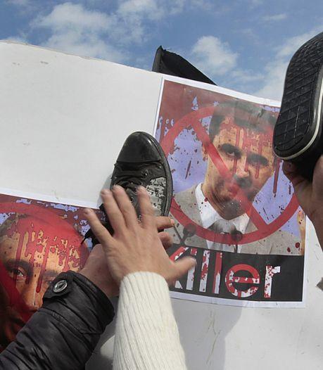 'Wraakacties en openbare executies in straten van Homs'