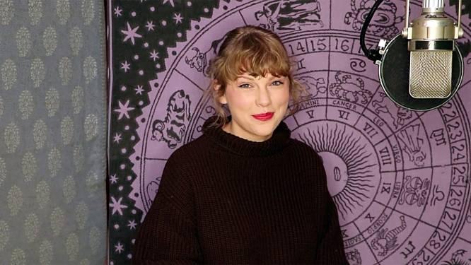 Taylor Swift artiest van het jaar bij AMA's