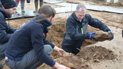 Archeologen doen opnieuw unieke vondsten op Doorn Noord: sporen van grootschalige ijzerproductie in Romeinse tijd