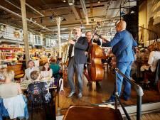 Optredens in ziekenhuizen tijdens North Sea Jazz Round Town