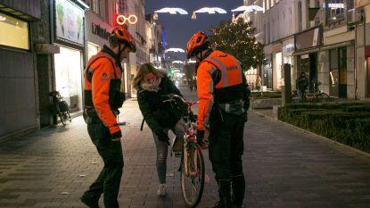 Politie start 'donkere dagen-offensief'