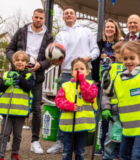 Nederland weer wat schoner: recordaantal vrijwilligers ruimt zwerfafval op