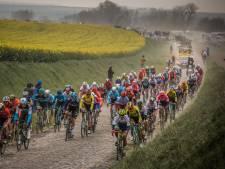 Ook streep door Parijs-Roubaix: 'Ik keek enorm uit naar Helleklassieker'