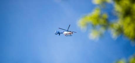 Wijchense hennepkwekerij ontdekt door politiehelikopter