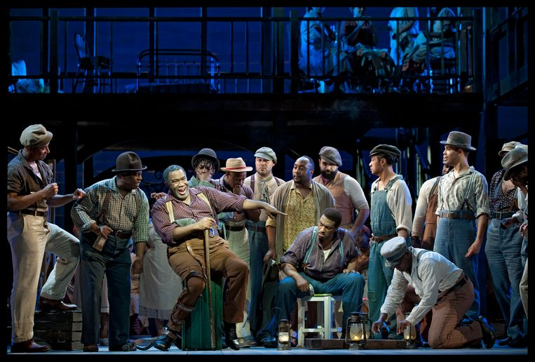 Porgy and Bess Beeld null