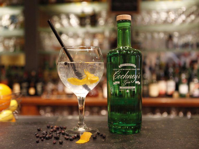 Afbeeldingsresultaat voor cockneys gin
