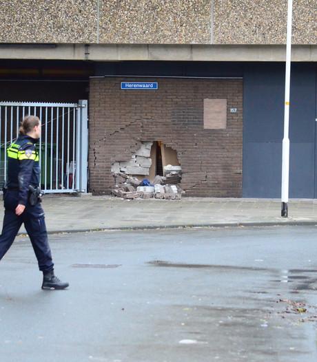 Flinke celstraffen voor overval op geldloper in Zoetermeer