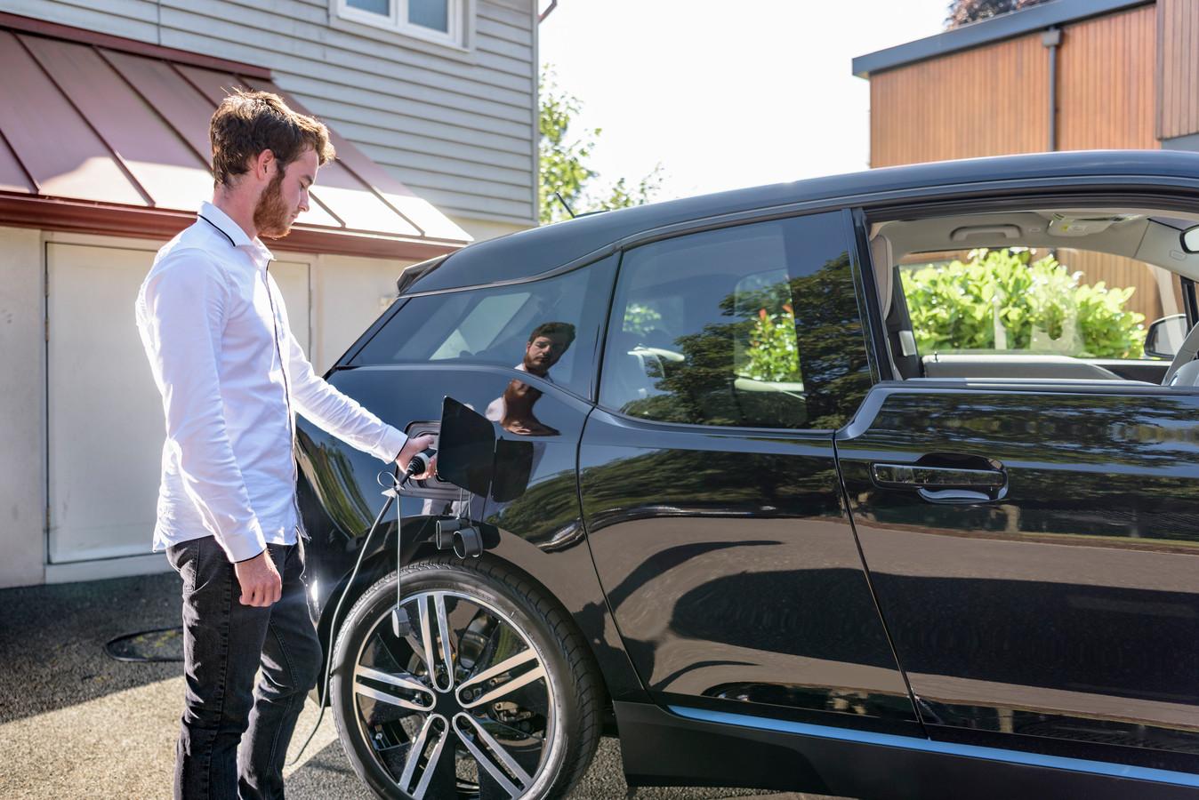 BMWi3.