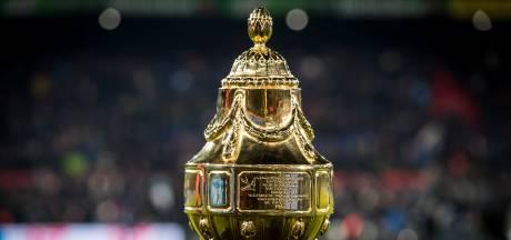 Bekerwinnaar mogelijk toch direct naar Europa League