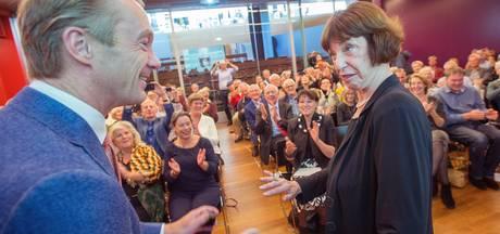 Werk van Wilhelminaring winnaar al in juni in Sprengenpark