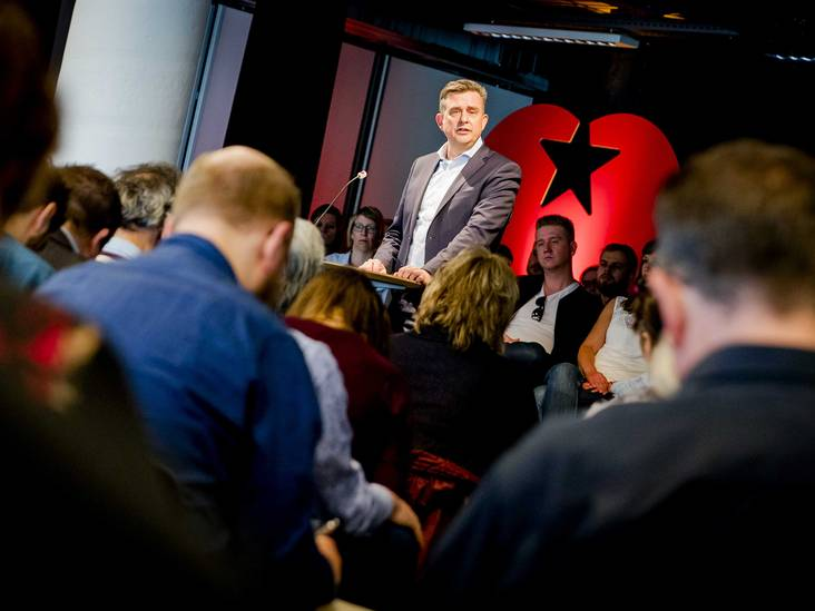 SP heeft gebrek aan politieke ambitie