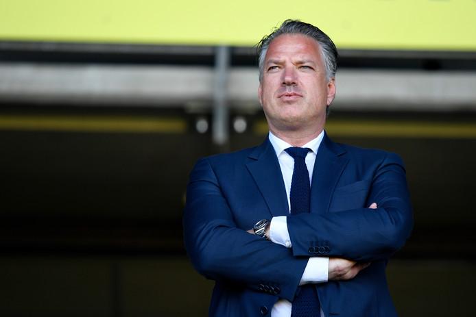 """Mattijs Manders treedt in principe per 1 juli in dienst bij de Eredivisie CV. ,,Er liggen veel interessante vraagstukken en dat zorgt voor een mooie uitdaging die ik graag aanga."""""""