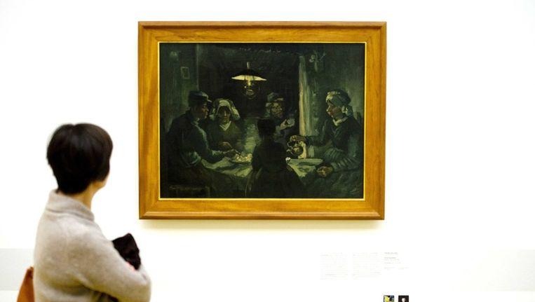 LED-verlichting kan schilderijen beschadigen | De Volkskrant