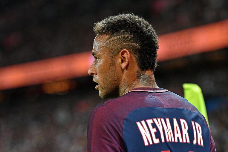 Neymar. Prijskaartje: 222 miljoen euro. Beeld epa