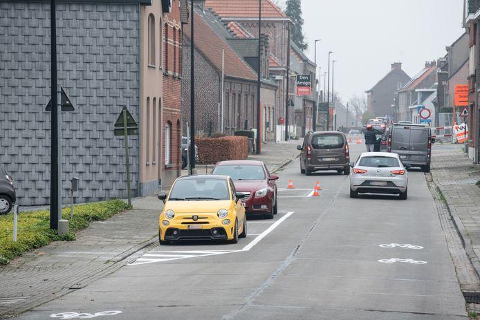 De Heurnestraat.