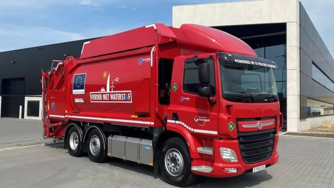 Limburgse bedrijven bouwen samen aan waterstoftankstation